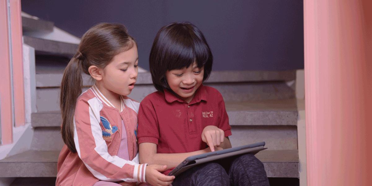 cara belajar online di rumah