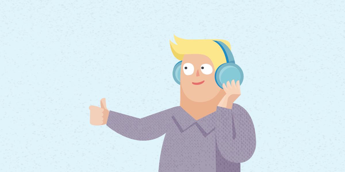 tips listening