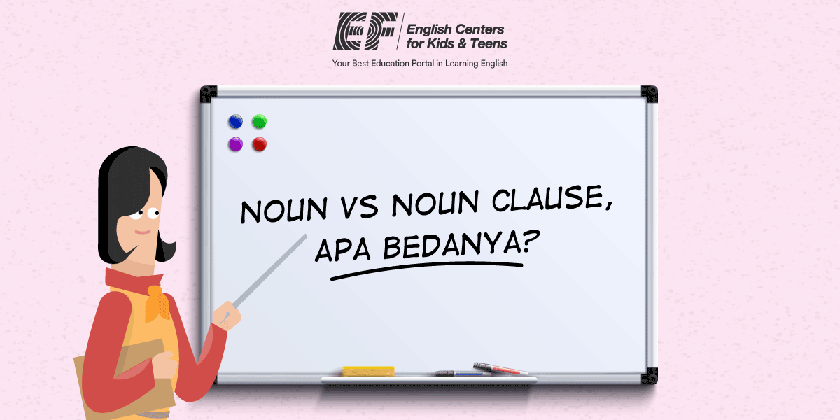 belajar noun vs noun clause