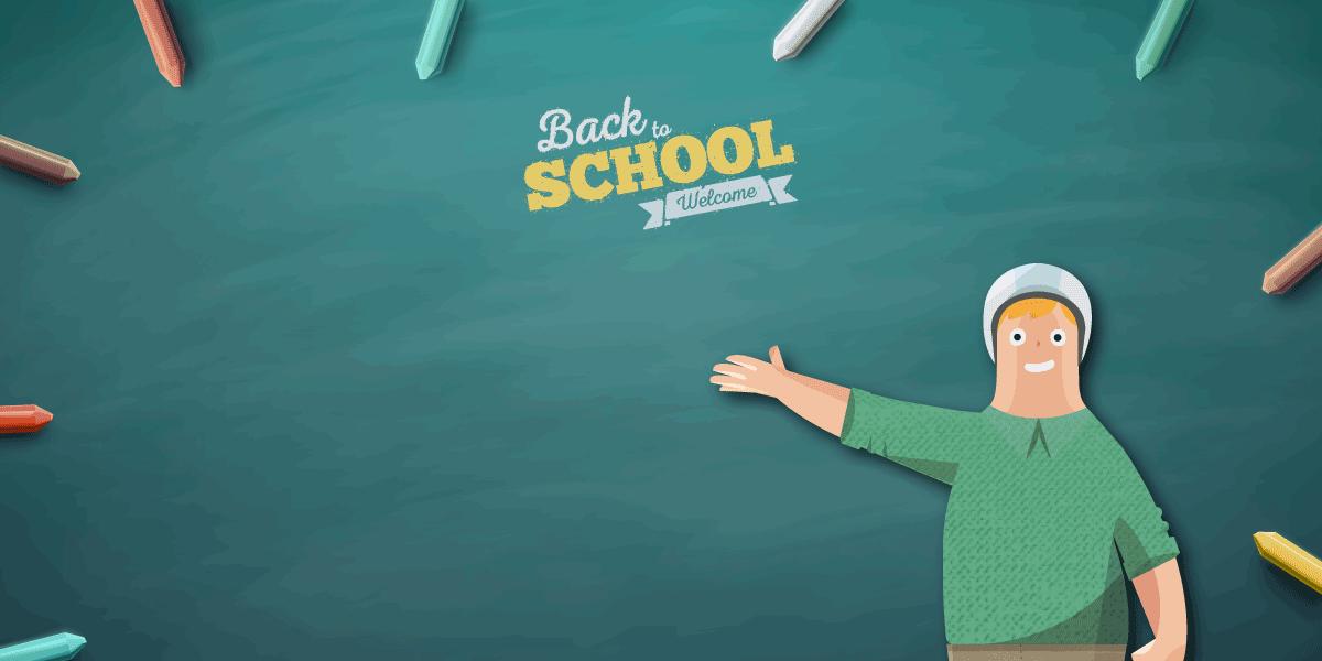 kembali ke sekolah