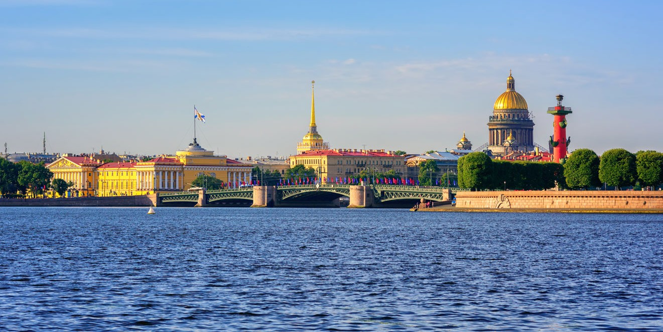 teach English in Saint Petersburg