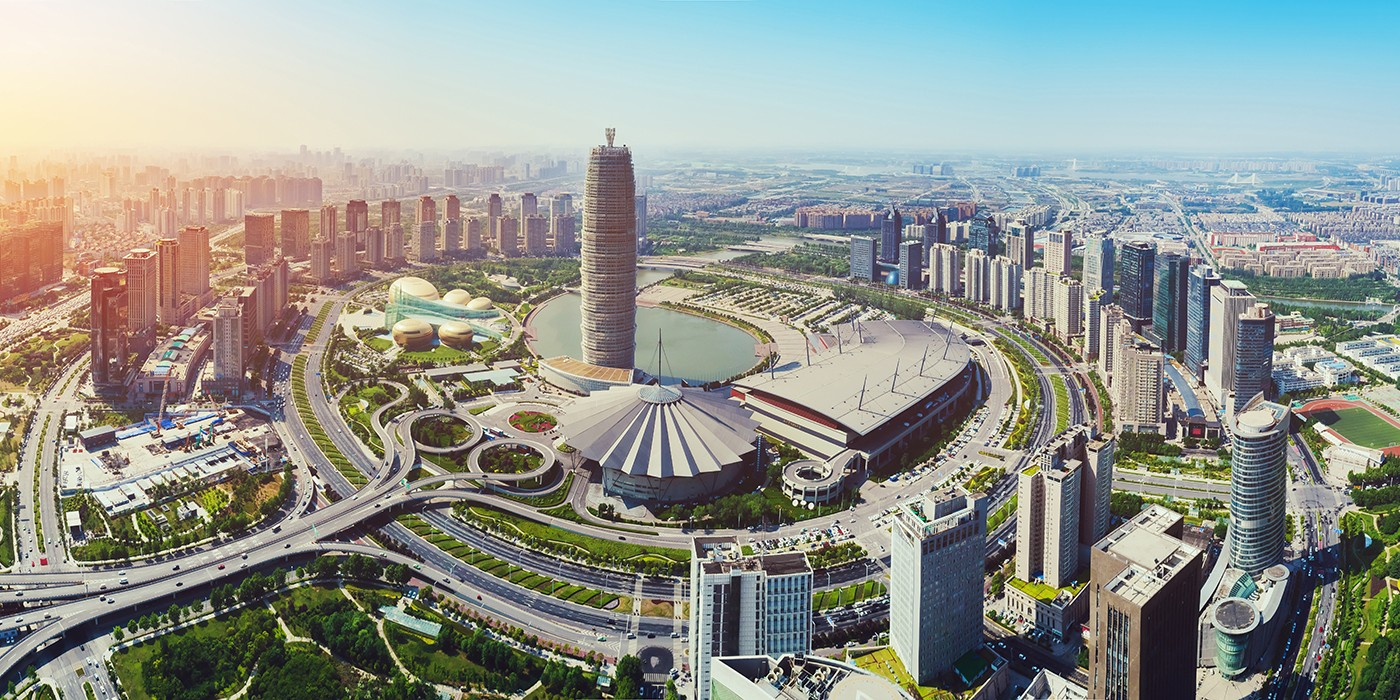 teach English in Zhengzhou