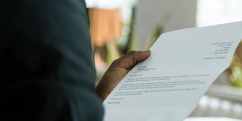 Tips Menulis Cover Letter yang Benar dalam Bahasa Inggris