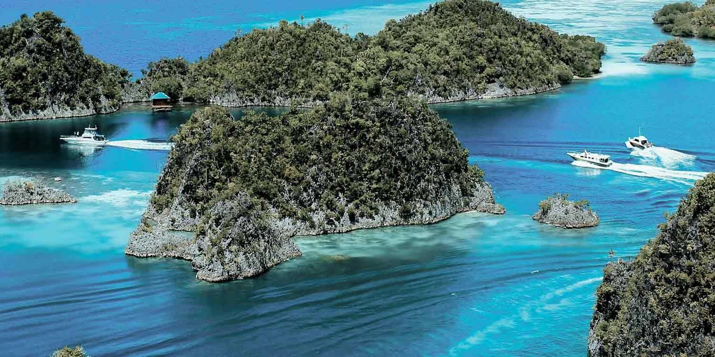 6 Spot Wisata Indonesia yang Telah Mendunia. Spot Manakah yang Pernah Kamu Kunjungi?