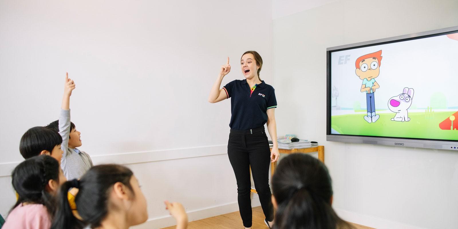 Gap year teaching abroad