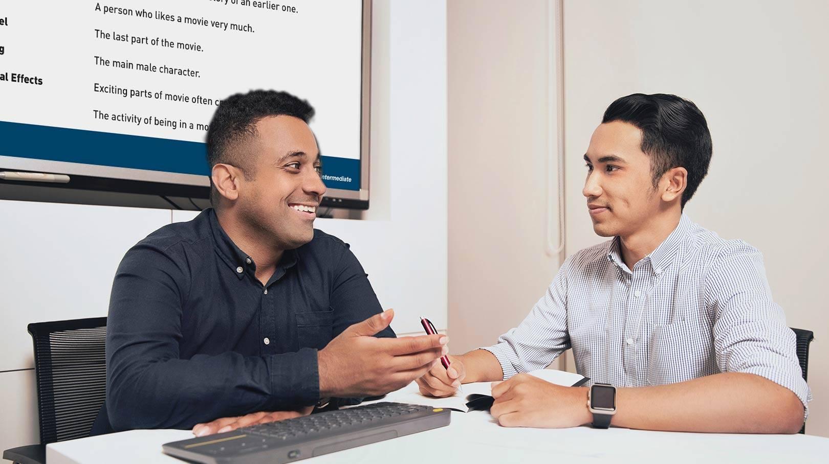 Kursus Belajar Bahasa Inggris Secara Online - EF Indonesia