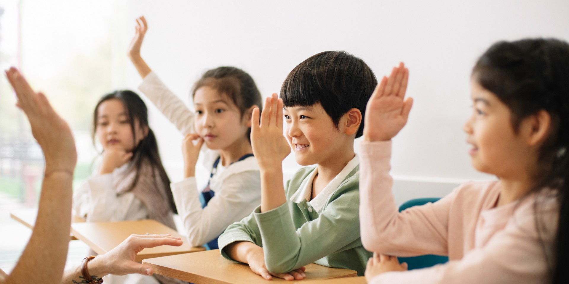 Teach Kids in China with EF