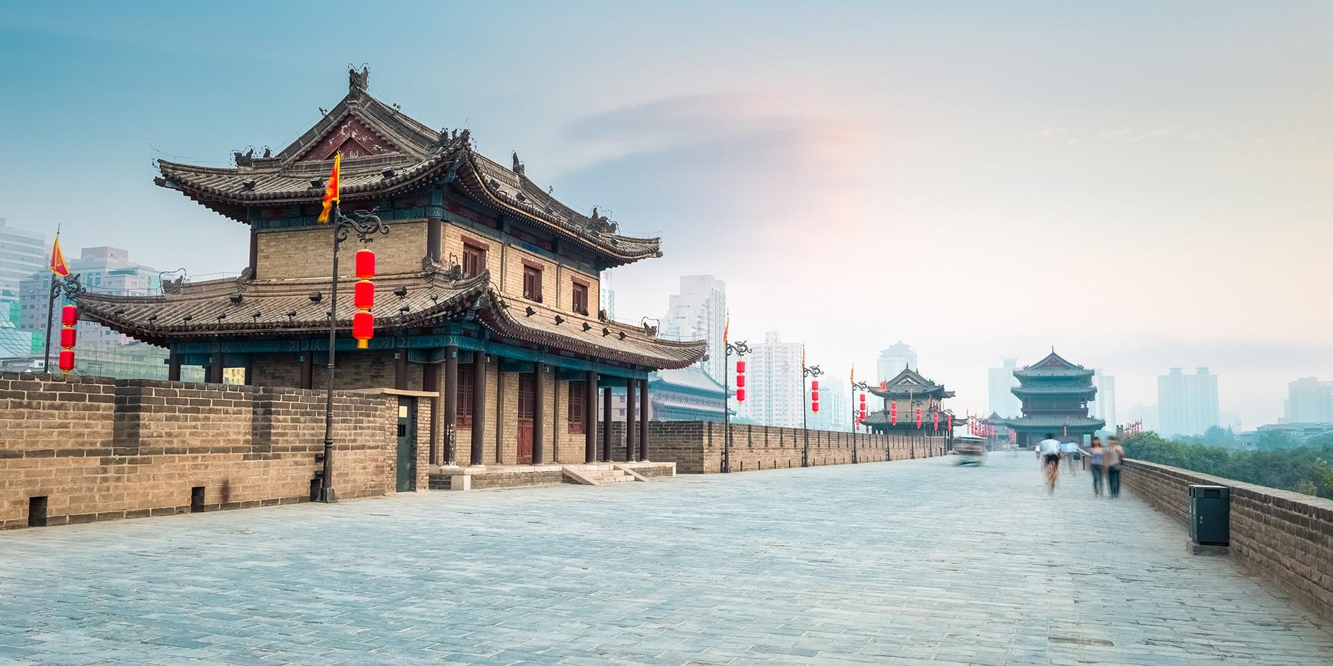 teach English in Xi'an