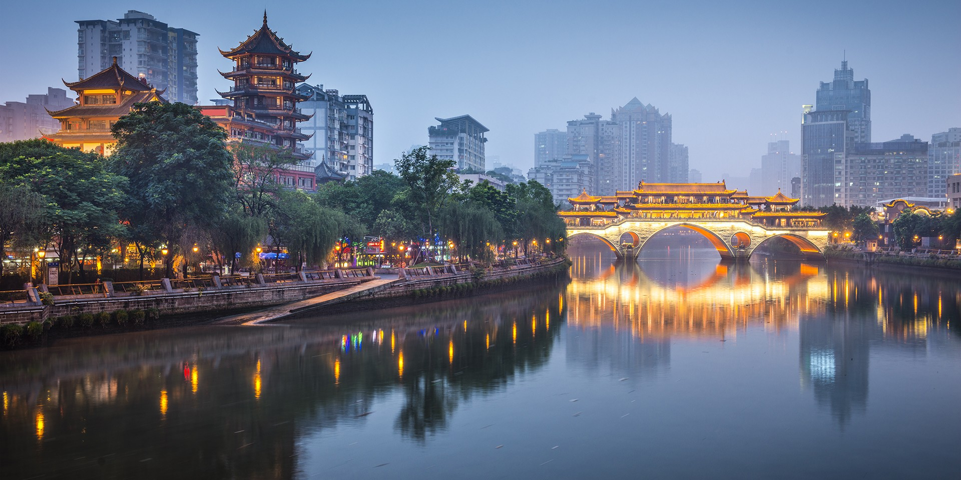 teach English in Chengdu