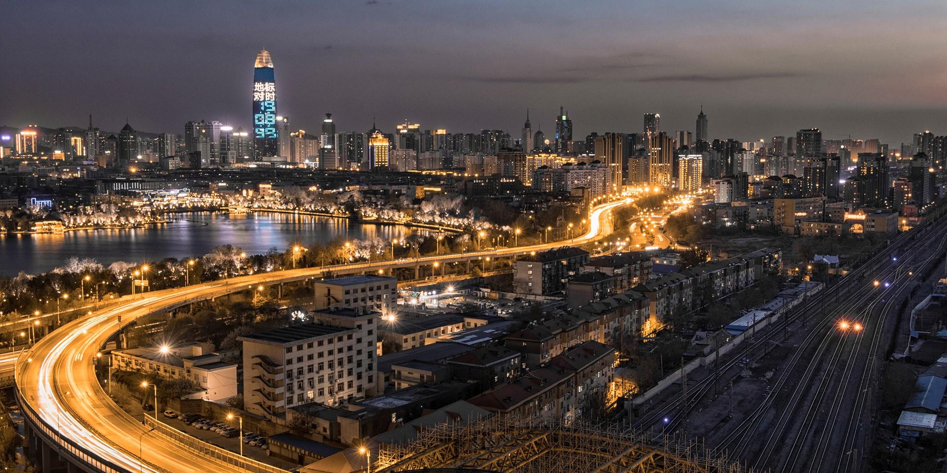 teach English in Jinan