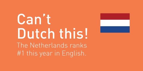Can't Dutch This, или почему у голландцев такой хороший английский