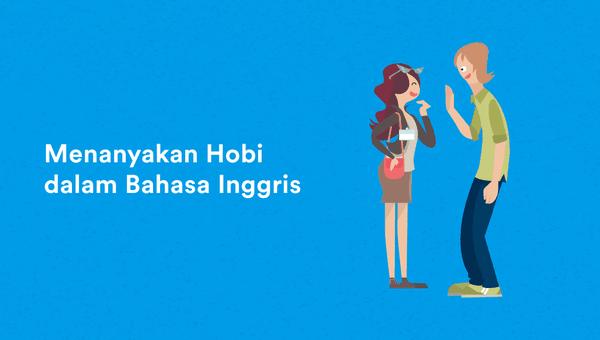 hobi dalam bahasa inggris