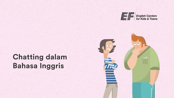 chatting bahasa inggris di internet