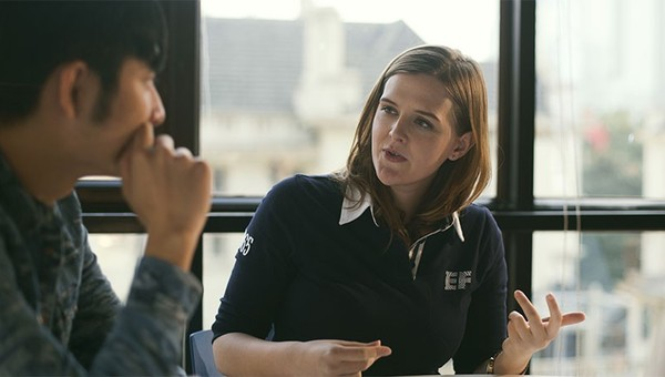 English language courses at EF