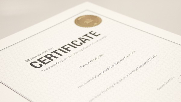 THE BENEFITS OF COMPLETING A TEFL CERTIFICATION