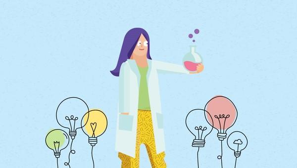 Ilmuwan Wanita