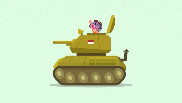 Cara mengucapkan tank thank