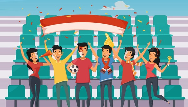 percakapan bahasa inggris stadion olahraga