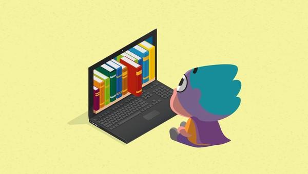 Belajar Bahasa Inggris dengan E-book