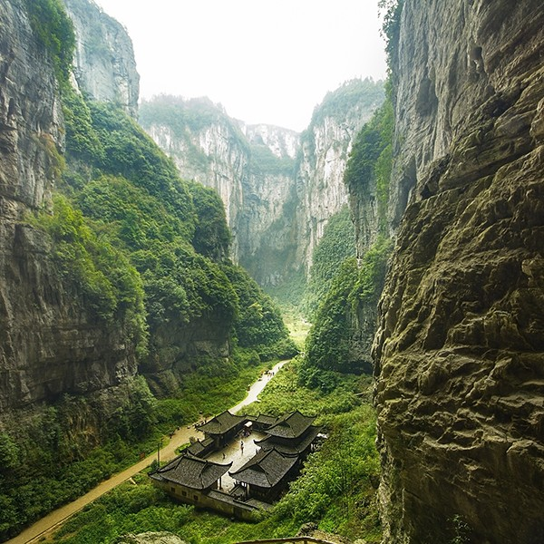 Teach and travel in China