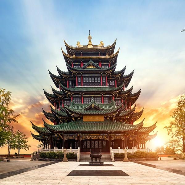 Teach everywhere in China