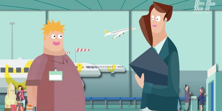 Speaking Series: Как пройти регистрацию в аэропорту?