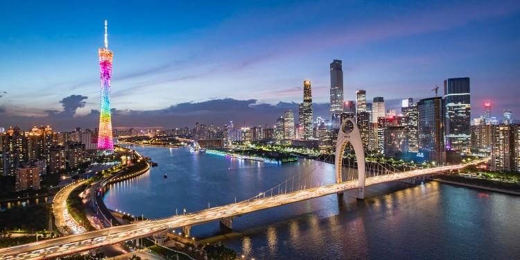 GUANGZHOU, CHINA WITH EF