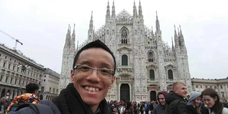 EF TEACHER TRAVELS STORIES: GAVIN GUO – TEACHER & WORLD TRAVELER
