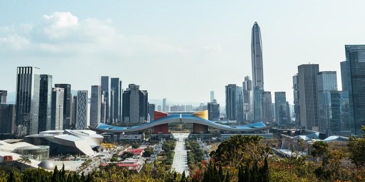 Everyday life in Shenzhen
