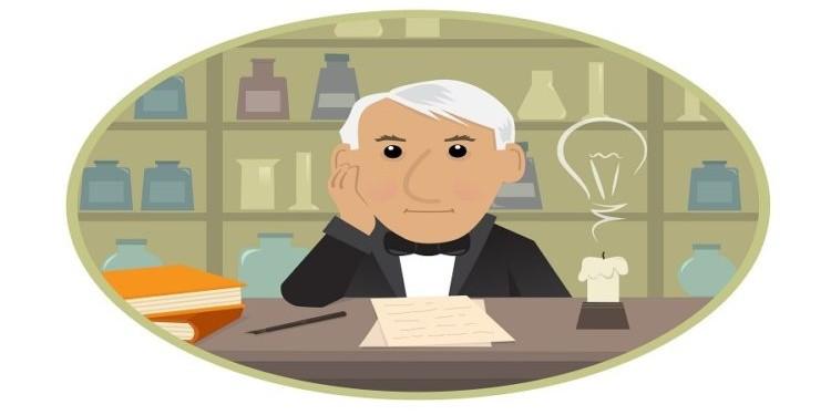 Действительно ли Эдисон изобрёл лампочку?