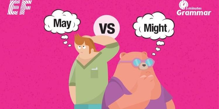 """Различия между """"May"""" и """"Might"""""""