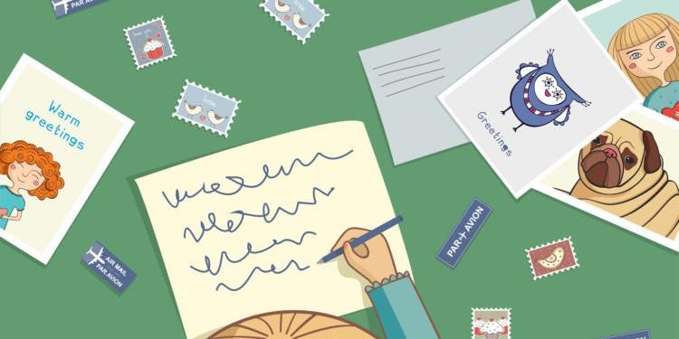 Writing Series: Пример личного письма