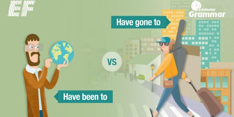"""Настоящее совершенное время: выбрать """"have been to"""" или """"have gone to""""?"""