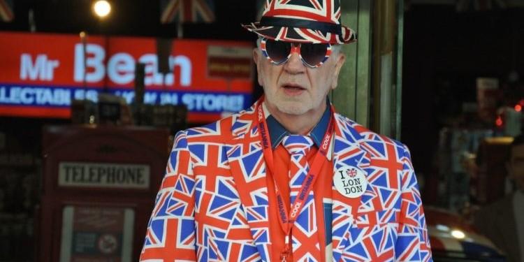 Традиционные британские причуды