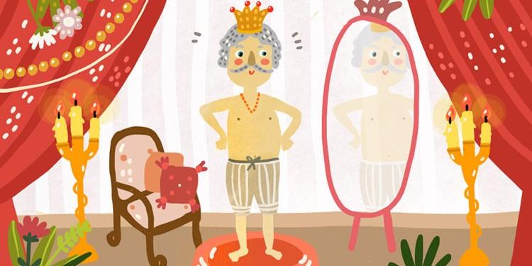 Сказки на ночь: Новый наряд короля, часть 1