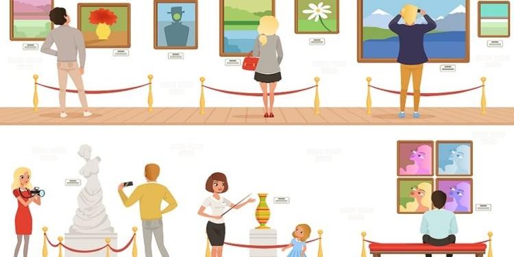 День музеев: слова на тему «Музей», которые надо знать