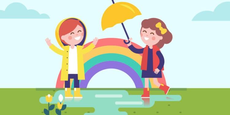 The Rainbow Song   Песня о радуге