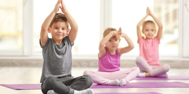Словарные карточки: йога на английском