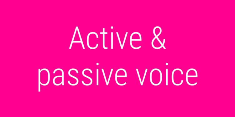 Активный и пассивный залог