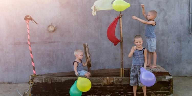 Почему так важно научить детей практическим навыкам