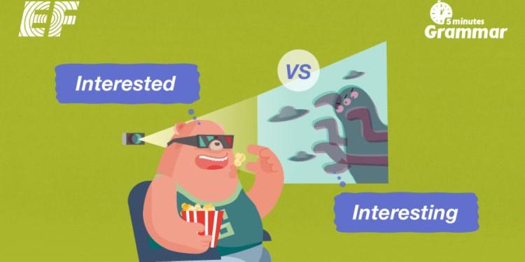 А вы знаете разницу между «еxcited» и «еxciting»?