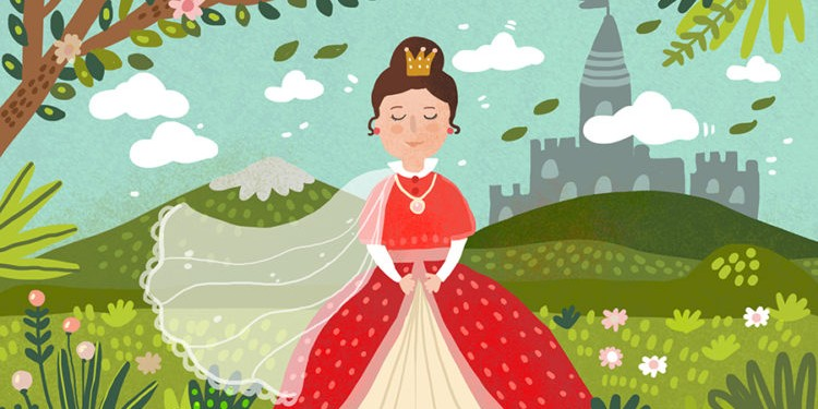Сказки на ночь: Молчаливая королева