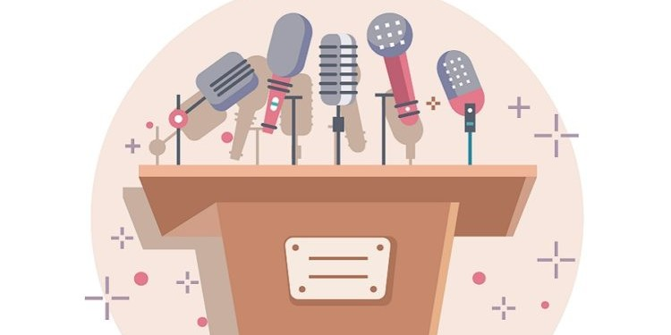 Speaking Series: Как правильно начать презентацию