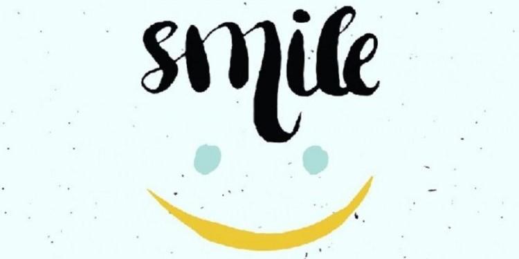 А вы улыбнулись сегодня?