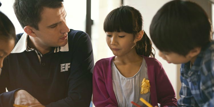 HOW TO TEACH ENGLISH AS A FOREIGN LANGUAGE
