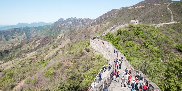 TRAVELING IN CHINA DURING THE MAY HOLIDAY