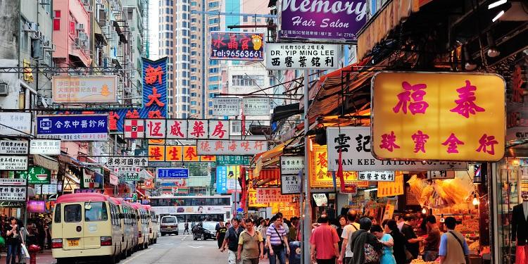 MONEY MATTERS: HONG KONG ON A BUDGET