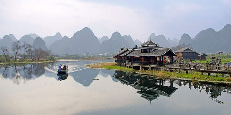 TRAVEL LOCATIONS YOU DIDN'T KNOW EXISTED IN CHINA