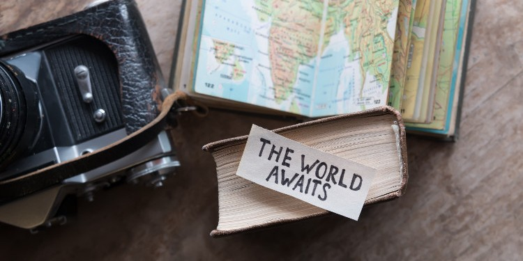 HOW MY FAVORITE BOOK INFLUENCED MY TRAVELS TODAY