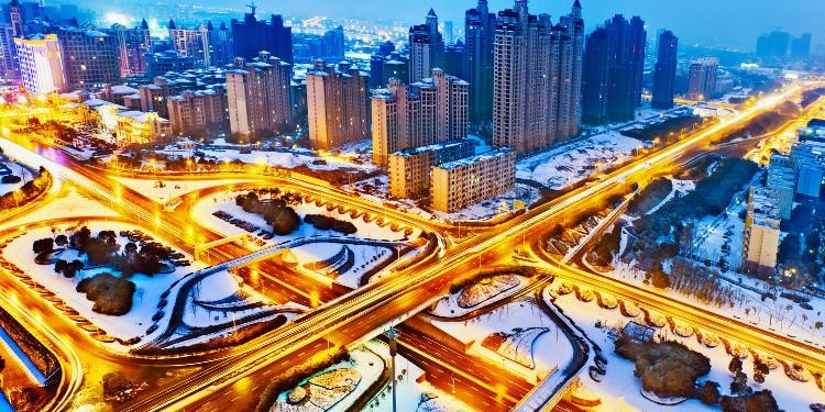 SURVIVING WINTER IN SHANGHAI